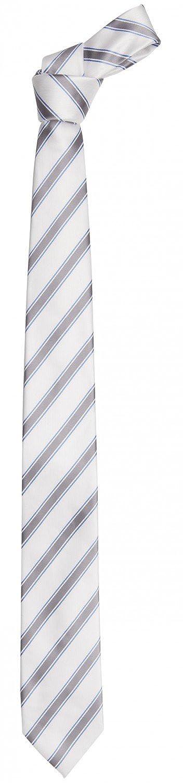 Cravatta uomo a righe fatte a mano con larghezza 6 o 8 cm per lufficio il compleanno o il matrimonio Fabio Farini