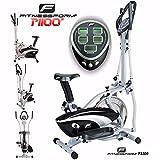 Fitnessform P1100 Cross Trainer 2-in-1 Fitness Elliptical Exercise Bike (New Model)