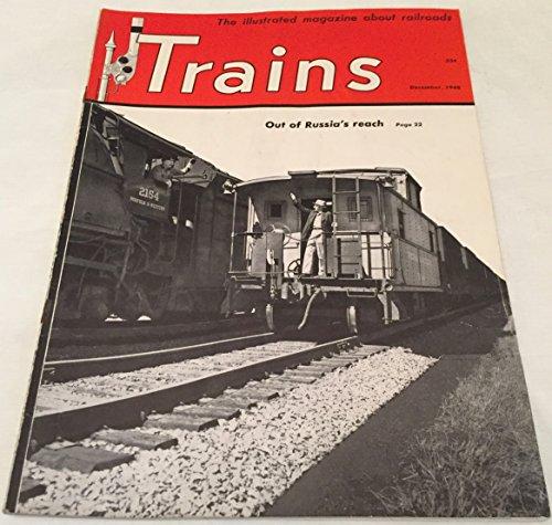 Rock Island Boxcar - Train Magazine December 1948