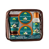Tree Hut Essential Travel Kit, Coconut Lime