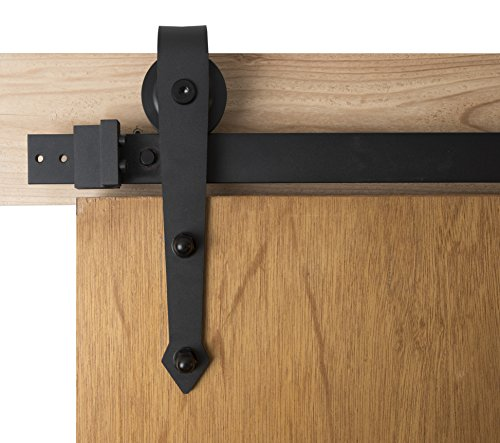 Blacksmith Hardware Bd1015 Series 6ft Modern Interior Barn Wood