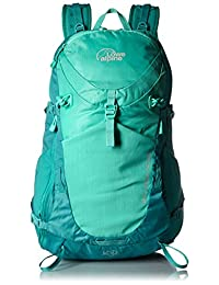 LOWE ALPINE ECLIPSE ND32 WOMENS BACKPACK (PEPPERMINT/PERSIAN)