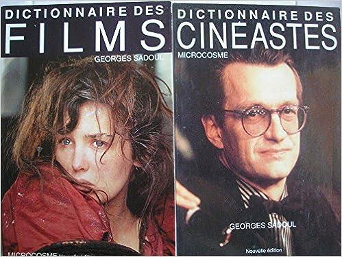 Téléchargez les best-sellers georges sadoul - dictionnaire des cinéastes + dictionnaire des films (nouvelle édition revue et augmentée par émile breton) en français PDF MOBI