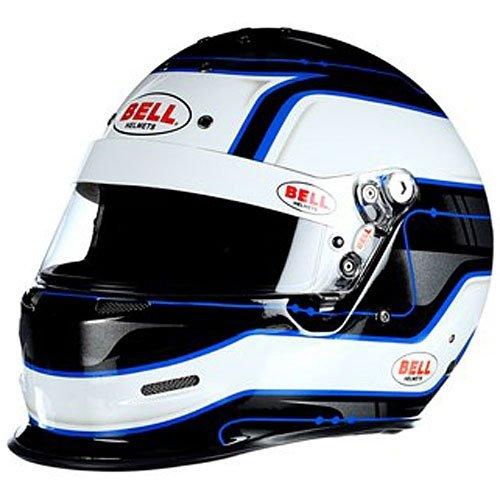 BELL Helmets 1420035 K1 Pro Helmet SA2015 Certified Size Large Circuit Blue