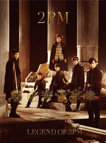 2PM / LEGEND OF 2PM[DVD付初回限定盤A]
