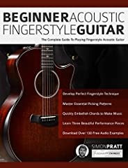 Learn Fingerstyle Acoustic Guitar - The Right Way                Are you struggling to learn acoustic fingerstyle guitar?         Do you want a complete method that breaks down every essential technique on acoustic guitar?         Do...