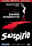 Suspiria (Two-Disc Special Edition) cover.