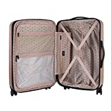 "kensie 3 Piece ""Victoria"" Smart Spinner Luggage"
