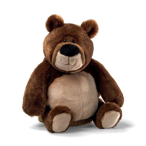 Gund Hoagie Brown Bear Plush