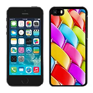 NEW DIY Unique Designed iPhone 5C Generation Phone Case For Colorful Watch Band Phone Case Cover