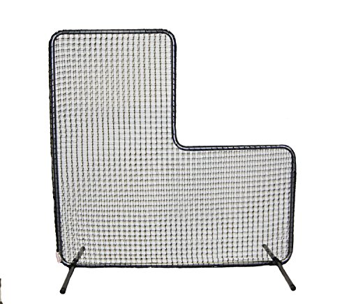 ProCage 60 Series L-Screen Frame with Net, 7 x 7', Grey by ProCage