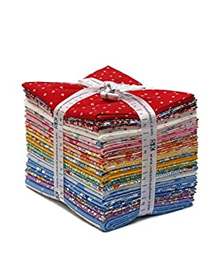 Amazon.com: Fat Quarter Bundle Aunt Ella's Butterflies by ...