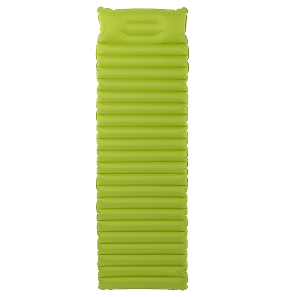 HPLL Aufblasbare Bett Presse Typ Airbags Ultraleicht Aufblasbare Kissen Outdoor Feuchtigkeits Pad Single Tragbare Isomatte