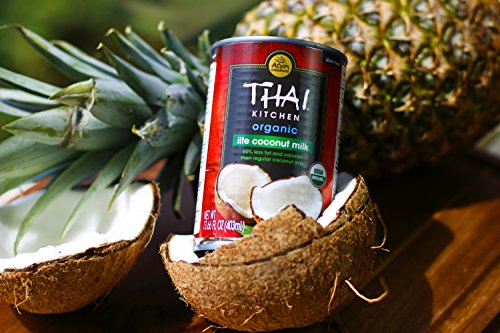 Thai Kitchen Organic Lite Coconut Milk Oz Pack Of 6 Import It All