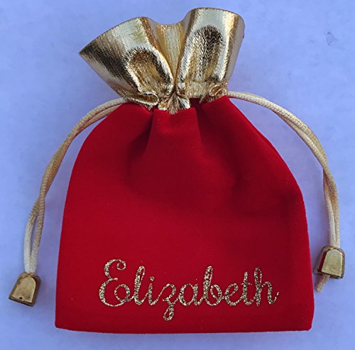 Bridesmaid Jewelry Pouch (WE ADD NAME 5