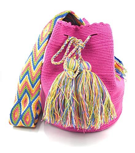 à et dos Sac main pour STYLE hommes fois Llanos Sacs à les à Wayuu les Los colombiens COLOMBIAN la femmes Handmade fqvx4w