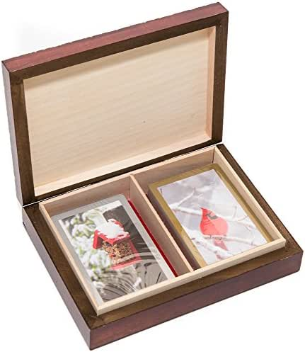 The Knight Card Case & Bello Games Designer Series Bird of Paradise Jumbo Size Index Congress Playing Cards from Spain.