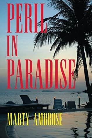 book cover of Peril in Paradise