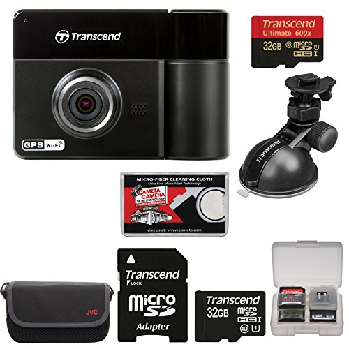 Transcend DrivePro Dashboard Recorder Suction product image