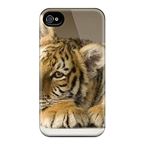 Fashionable Design Tiger Rugged Cases Covers For Iphone 6 New