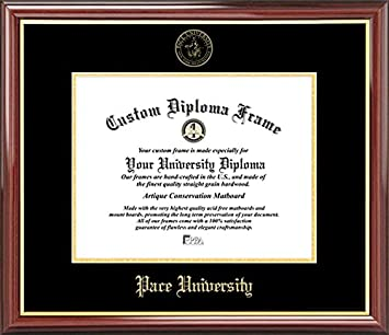 Frames And Services Snc.Amazon Com Laminated Visuals Pace University Setters