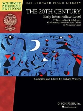 [(The 20th Century - Early Intermediate Level: 27 Piano Pieces)] [Author: Richard Walters] published on (February, 2015) PDF