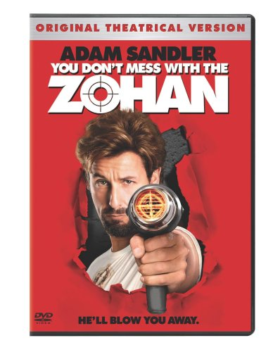 you don t mess with the zohan