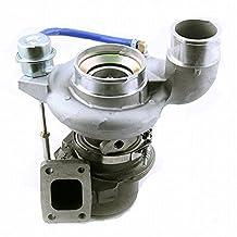 GOWE Turbocharger for HY35W Turbo Turbocharger for Dodge RAM 2500/3500 T3 flange Cummins 6BT 5.9L l6 03-07 V-Band diesel I6 400+ BHP Turbine Tuning