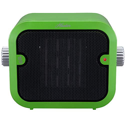 Hunter PC-003GN Retro Ceramic Space Heater (Green)