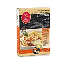 Prima Taste Laksa, Noodle Dish with Spicy Coconut Soup Ready to Cook Sauce Kit, 187gm