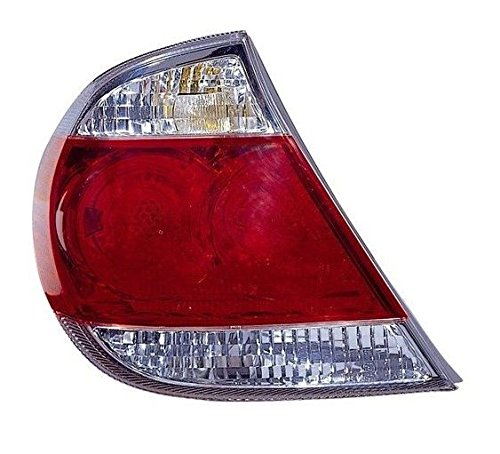 Toyota Camry Sedan 6 Cylinder - 05 - 06 Toyota Camry (LE and XLE Models Only) Driver Taillamp Taillight NEW 81560-06220 TO2800155