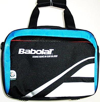 Babolat ordenador portátil del bolso de la cartera colour negro-azul