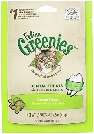 Greenies Feline 2 5oz Value Catnip