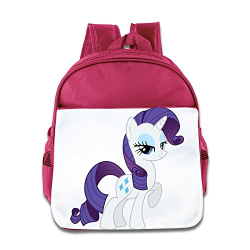 [XJBD Custom Cute Cute Horse Kids School Bagpack Bag For 1-6 Years Old Pink] (Super Nerdy Costume)