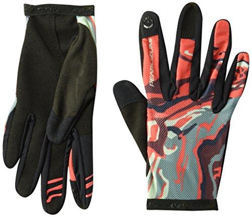 Pearl iZUMi W Divide Glove, Cayenne/Arctic Composite, Medium