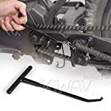 motorcycle exhaust & stand spring hook removal tool KiWAV