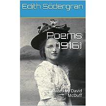 Poems (1916)