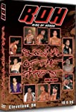 Ring of Honor - ROH Wrestling: Survival of the Fittest 2006 DVD 10.06.06 Cleveland, OH