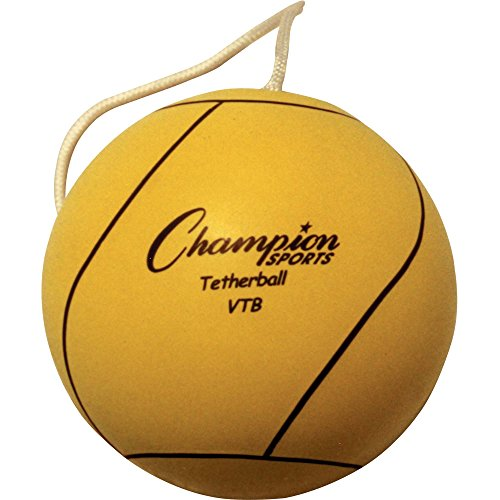 New Champion Sports Optic Yellow Tether Ball hot sale