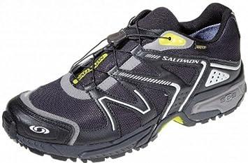 SALOMON Magma GTX Gore Tex Trail Running Shoe, Hombre, Negro: Amazon.es: Deportes y aire libre