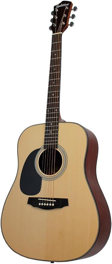 EAGLETONE RIVERSIDE LH MADERA NATURAL Guitarras acústicas ...