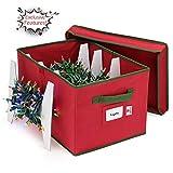StorageMaid Christmas Lights Storage Box