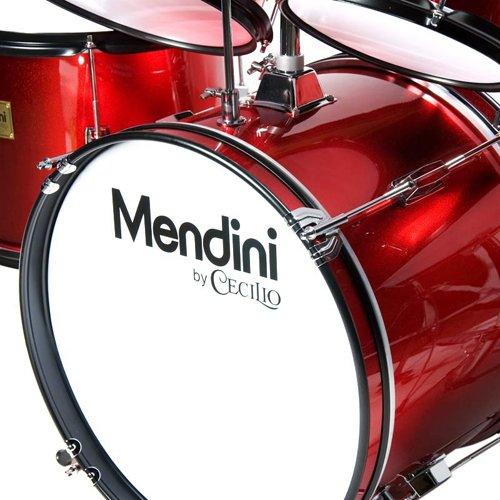 mendini 3 piece junior drum set instructions