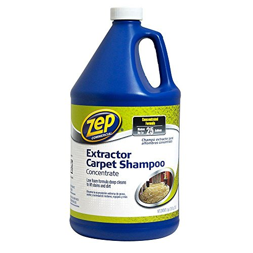 Zep Commercial Zep Extractor Carpet Shampoo, 128 oz by Zep Commercial