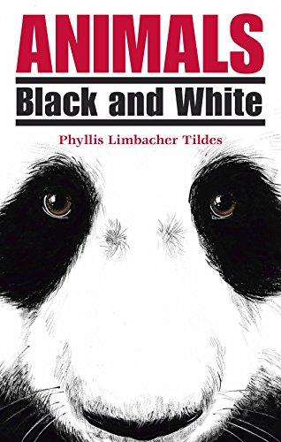 Animals Black and White -