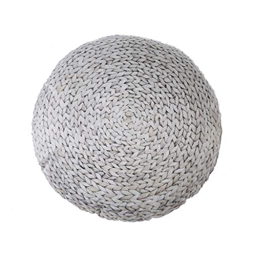 HYSEAS 3D Digital Print Comfort Throw Pillow for Home Decoration, Light Slate Gray Futon