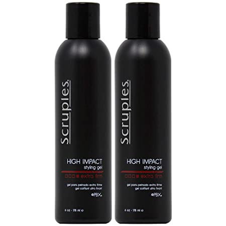 Scruples High Impact Styling Gel 6 Oz, Pack of 2