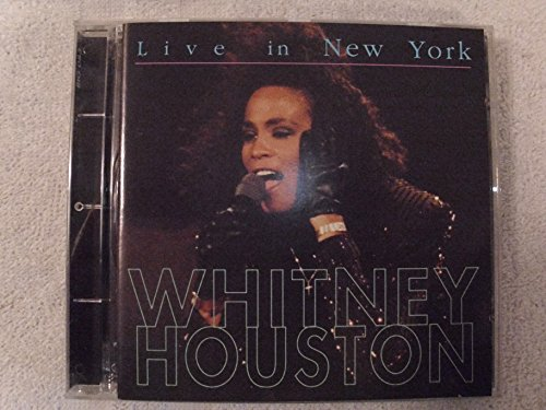 Whitney Houston - Whitney Houston Live In New York 1992 - Zortam Music