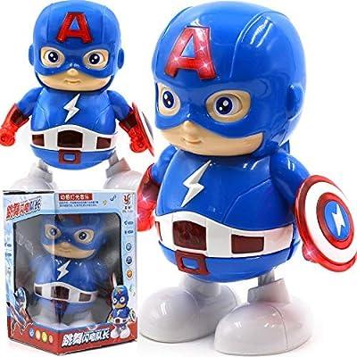 Mark 85 KIU Dancing Iron Man Marvel Fingers Avengers Toys with Music for Child Boys Girls Gift