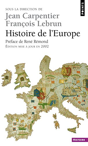 Histoire de L'Europe (English and French Edition)